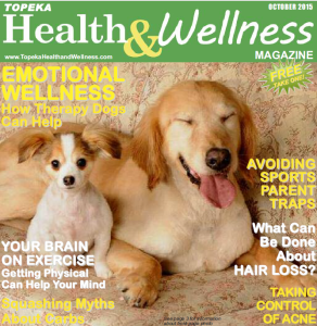 October issue of Topeka Health